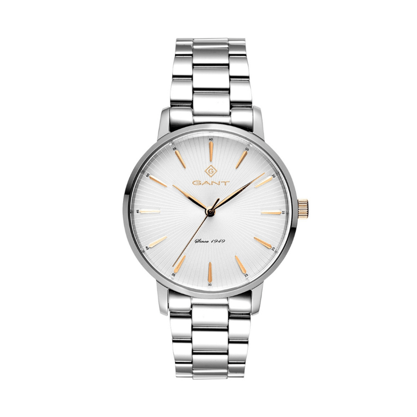 Relógio Gant Tiverton Prateado